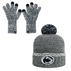 Adult Top of the World Penn State Nittany Lions Frostbite Beanie & Glove Set
