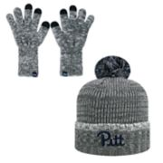 Adult Top of the World Pitt Panthers Frostbite Beanie & Glove Set