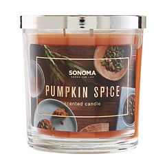 SONOMA Goods for Life™ Pumpkin Spice 14-oz. Candle Jar