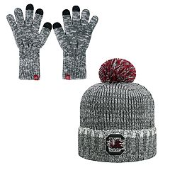Adult Top of the World South Carolina Gamecocks Frostbite Beanie & Glove Set