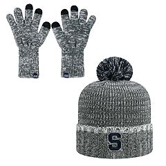 Adult Top of the World Syracuse Orange Frostbite Beanie & Glove Set