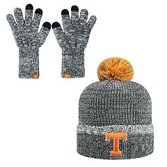 Adult Top of the World Tennessee Volunteers Frostbite Beanie & Glove Set