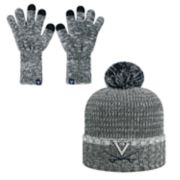 Adult Top of the World Virginia Cavaliers Frostbite Beanie & Glove Set