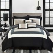 Chic Home Jake 10-piece Bedding Set
