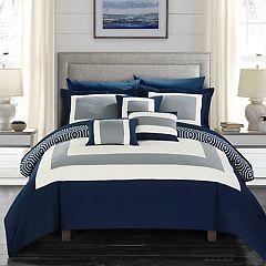 Chic Home Jake 10-piece Bedding Set
