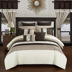 Chic Home Idit 24-piece Bedding Set