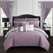 Chic Home Sigal 20-piece Bedding Set