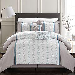 Chic Home Priston 6-piece Comforter Set