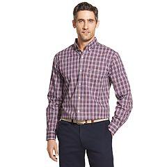 Men's IZOD Premium Essentials Classic-Fit Stretch Button-Down Shirt