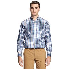 Men's IZOD Premium Essentials Classic-Fit Stretch Button-Down Shirt