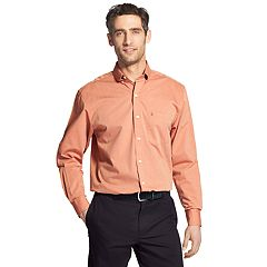 Men's IZOD Premium Essentials Classic-Fit Button-Down Shirt