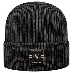 Adult Top of the World Colorado Buffaloes Incline Ribbed Beanie