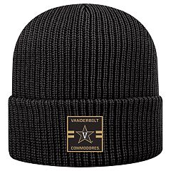 Adult Top of the World Vanderbilt Commodores Incline Ribbed Beanie