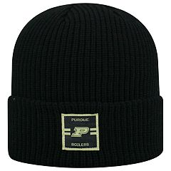 Adult Top of the World Purdue Boilermakers Incline Beanie