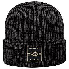 Adult Top of the World Missouri Tigers Incline Ribbed Beanie