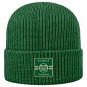 Adult Top of the World Colorado State Rams Incline Ribbed Beanie