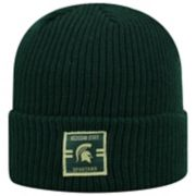 Adult Top of the World Michigan State Spartans Incline Beanie
