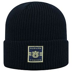 Adult Top of the World Auburn Tigers Incline Beanie