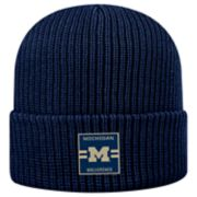Adult Top of the World Michigan Wolverines Incline Ribbed Beanie
