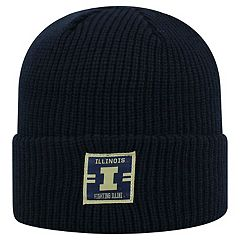 Adult Top of the World Illinois Fighting Illini Incline Beanie
