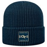 Adult Top of the World Georgia Tech Yellow Jackets Incline Ribbed Beanie