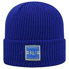 b5b8d75eb30 Adult Top of the World Kansas Jayhawks Incline Beanie