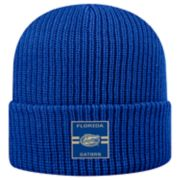 Adult Top of the World Florida Gators Incline Ribbed Beanie