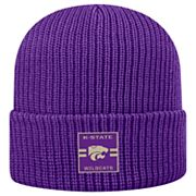 Adult Top of the World Kansas State Wildcats Incline Ribbed Beanie