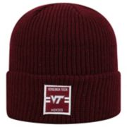 Adult Top of the World Virginia Tech Hokies Incline Beanie