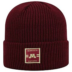 Adult Top of the World Minnesota Golden Gophers Incline Beanie