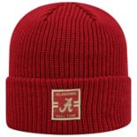 Adult Top of the World Alabama Crimson Tide Incline Beanie