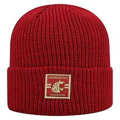 Adult Top of the World Washington State Cougars Incline Beanie