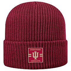 Adult Top of the World Indiana Hoosiers Incline Ribbed Beanie