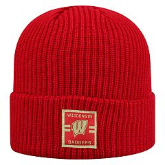 Adult Top of the World Wisconsin Badgers Incline Beanie