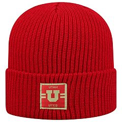 Adult Top of the World Utah Utes Incline Beanie