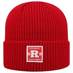 Adult Top of the World Rutgers Scarlet Knights Incline Beanie
