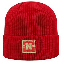 Adult Top of the World Nebraska Cornhuskers Incline Beanie