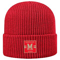 Adult Top of the World Maryland Terrapins Incline Beanie