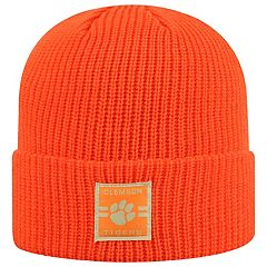 Adult Top of the World Clemson Tigers Incline Beanie