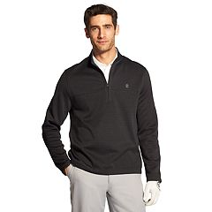 Men's IZOD Classic-Fit Hydra Shield Half-Zip Fleece Golf Pullover