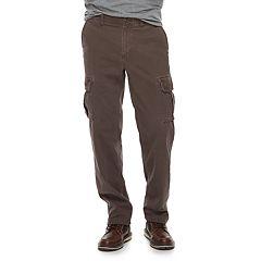 Big & Tall SONOMA Goods for Life™ Regular-Fit Flexwear Stretch Cargo Pants
