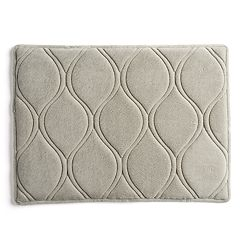 Town and Country Elements Quick Dry Memory Foam Bath Rug
