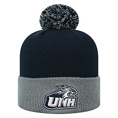 Adult Top of the World New Hampshire Wildcats Pom Beanie