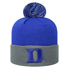 Adult Top of the World Duke Blue Devils Pom Knit Hat