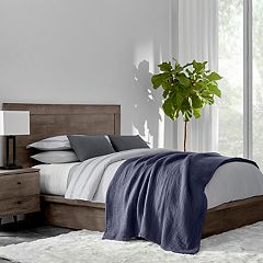FlatIron Gramercy Embroidered Duvet Cover
