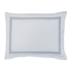 FlatIron Gramercy Embroidered Pillow Sham