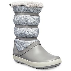Crocs Crocband Women's Water Resistant Winter Boots