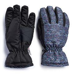 Girls 4-16 SO® Ski Gloves