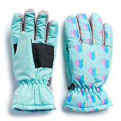Girls 4-16 SO® Ski Gloves