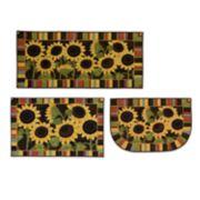 Mohawk® Home Sunflower Power Kitchen Rug